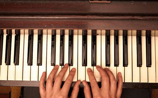 Bí mật về các phím đàn Piano
