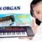 Trẻ em nên học đàn piano hay đàn organ