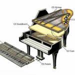 Cấu tạo đàn piano cơ bạn nên biết