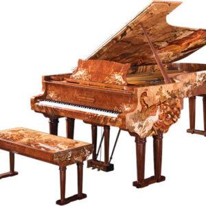 Những cây đàn piano đẹp nhất thế giới khiến người xem mê hoặc