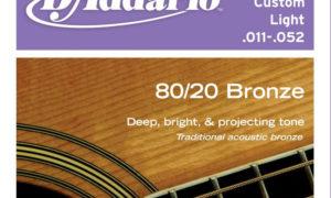 Cơ hội mua dây đàn D'Addario EJ13 giá 99k tại VTMF 2018