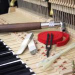Lưu ý khi lên dây đàn piano