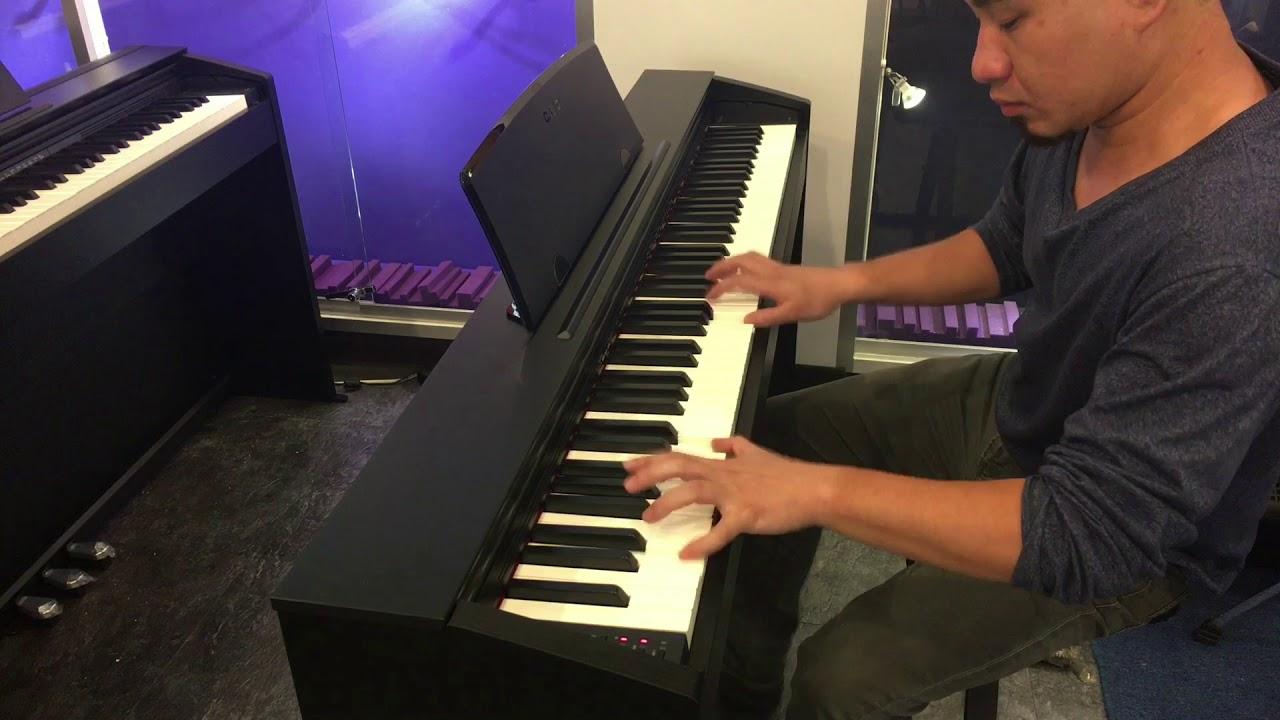đệm đàn piano cho bài hát nhạc Rock