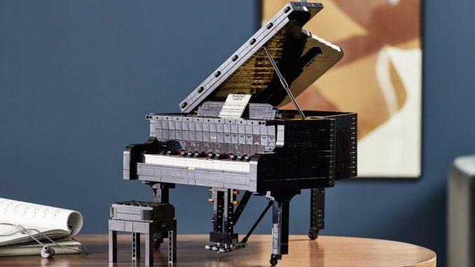 Đàn piano đồ chơi thương hiệu LeGo